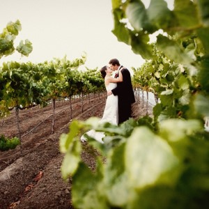 wedding at leal vineyards