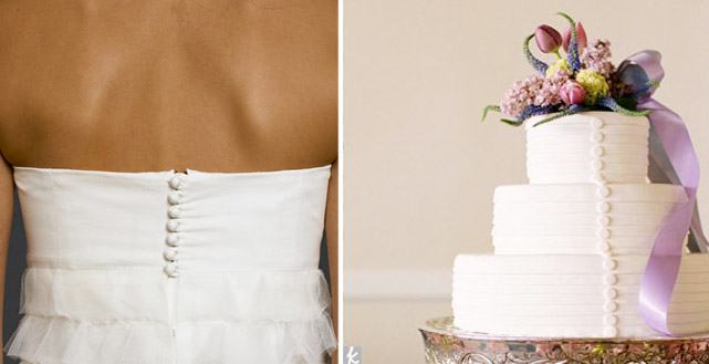 covered_buttons_wedding_cake_inspiration