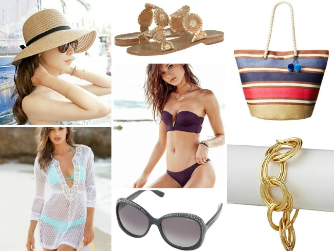 Beach honeymoon outfit