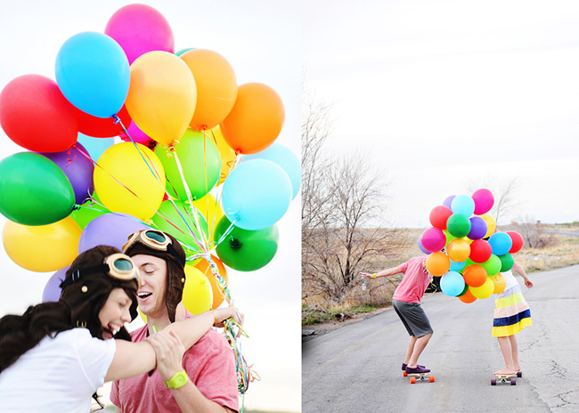 Real Balloons Photography