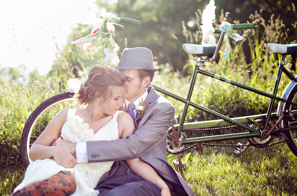 """bicycle """"built for two"""""""