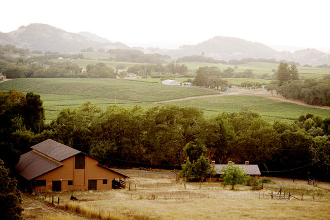 view of the Sonoma County Ranch