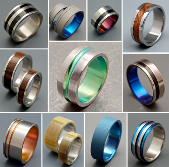 minter and richter designs wedding band giveaway