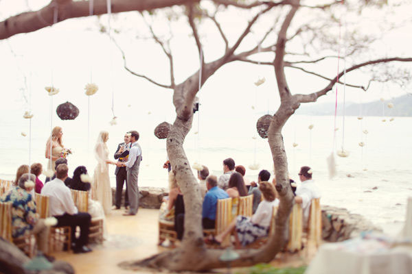 Gorgeous Destination Wedding ceremony in Mexico