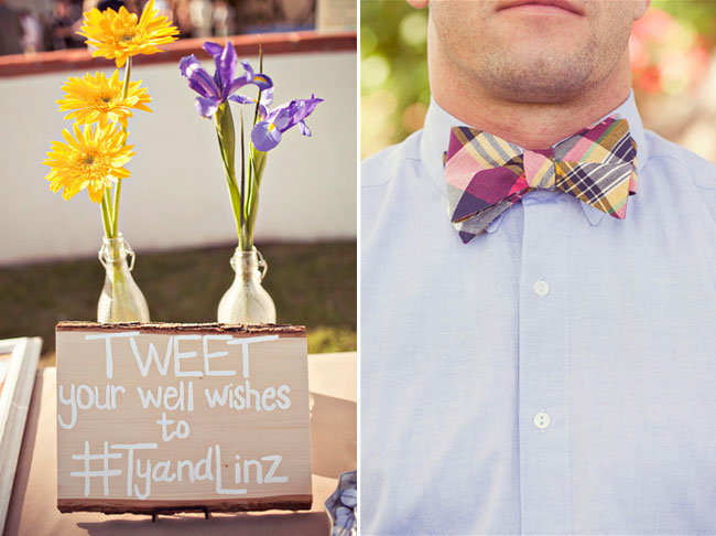 guy in plaid bow tie