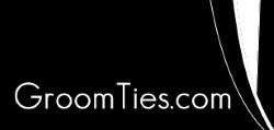 GroomTies Logo250