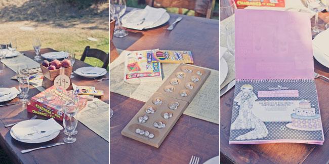 Wedding at Sogno Del Fiore table decor