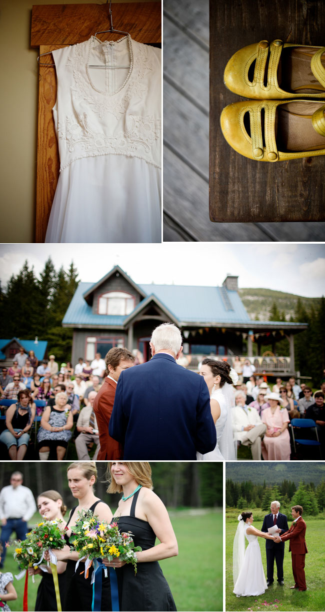 DIY Wedding at Nipika Rocky Mountain Resort