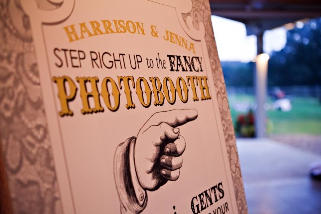 Country Wedding photobooth sign