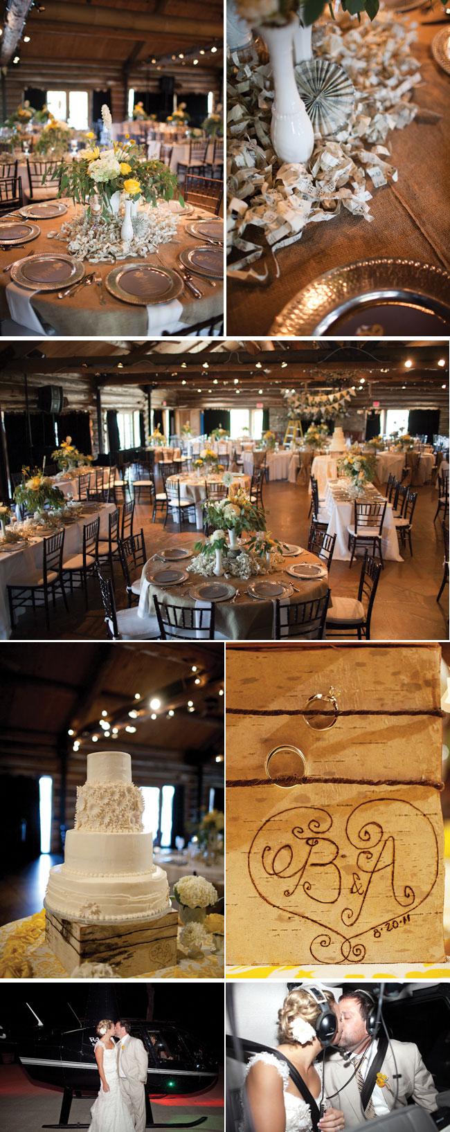 Tulsa DIY Wedding Reception