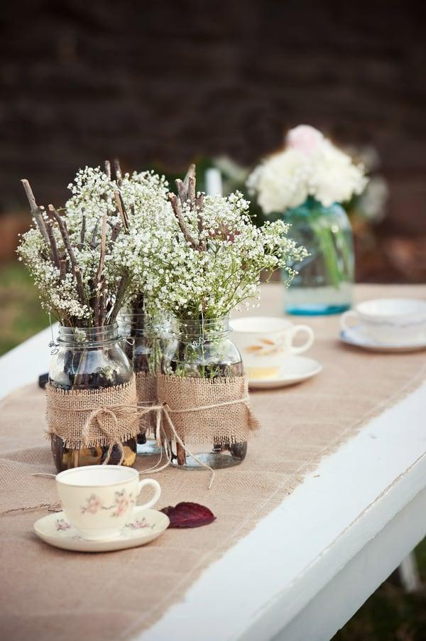 Garden Diy Wedding At Knoxville Botanical Gardens Love
