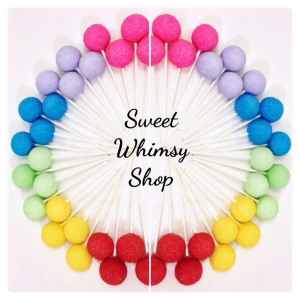 sweet whimsy cake pops