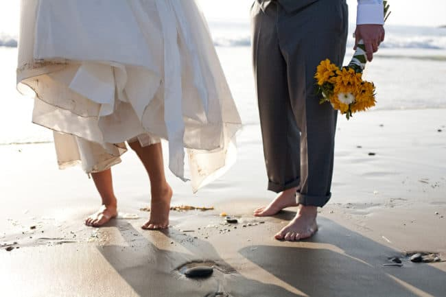 vintage beach camping wedding (29)