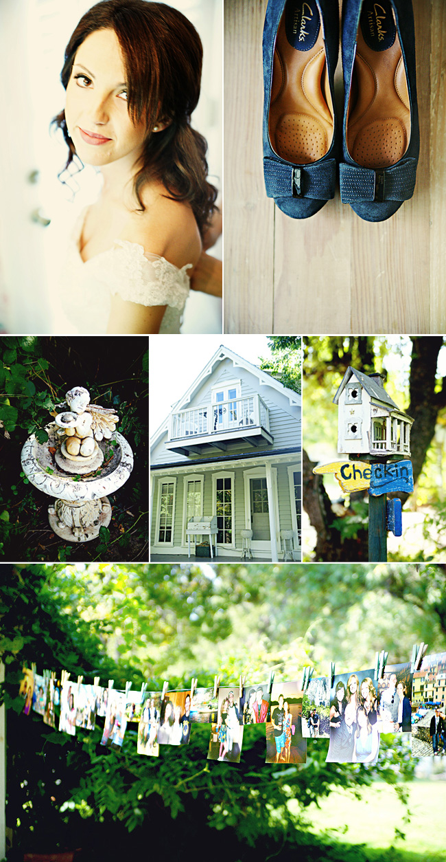 Intimate and Romantic Wedding at Coloma Country Inn