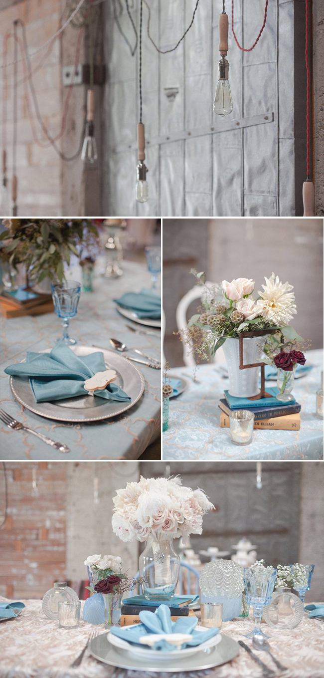 Urban Loft Styled Shoot In San Diego