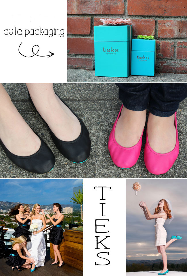 Tieks review - great packaging, comfort, and quality