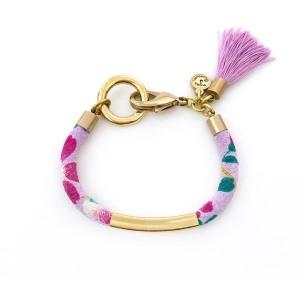 sugar blossom design lilac bracelet