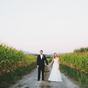 Wedding at Lord Hill Farm
