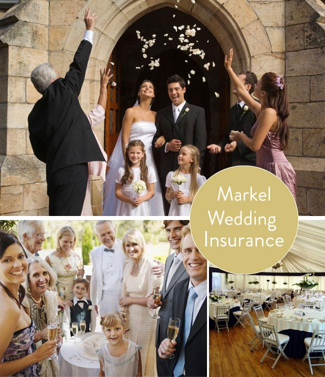 Wedding Liability Insurance: Sponsored Post: Markel Wedding Insurance