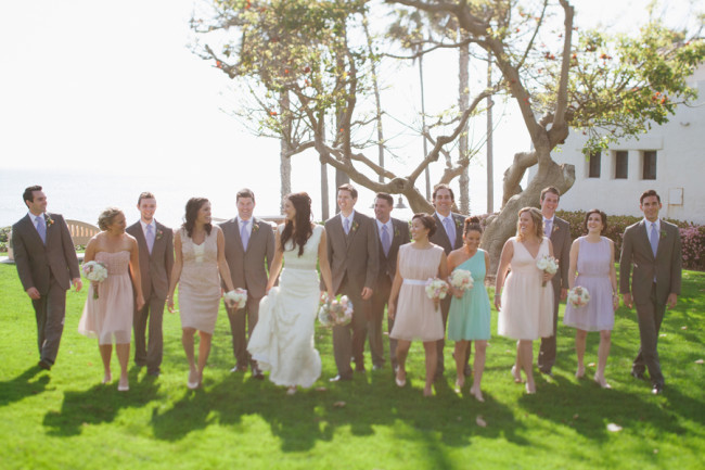 Real Wedding: A DIY California Wedding