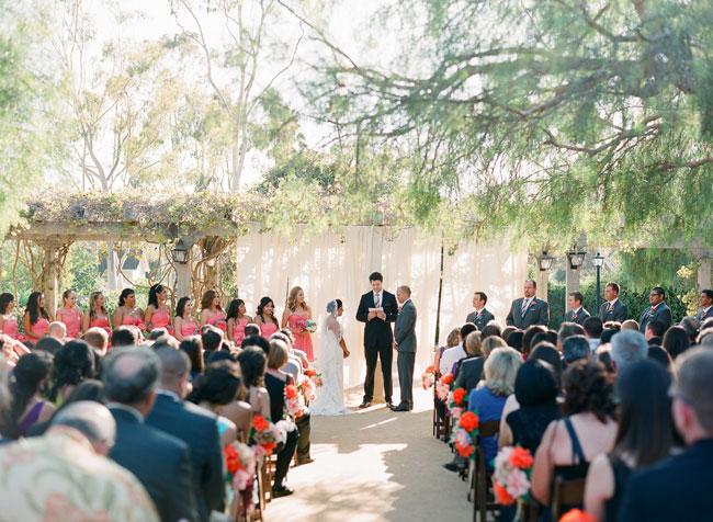 Mexi-Italian Wedding Ceremony