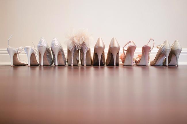 Real wedding neutral elegant wedding for Elegant neutral paint colors