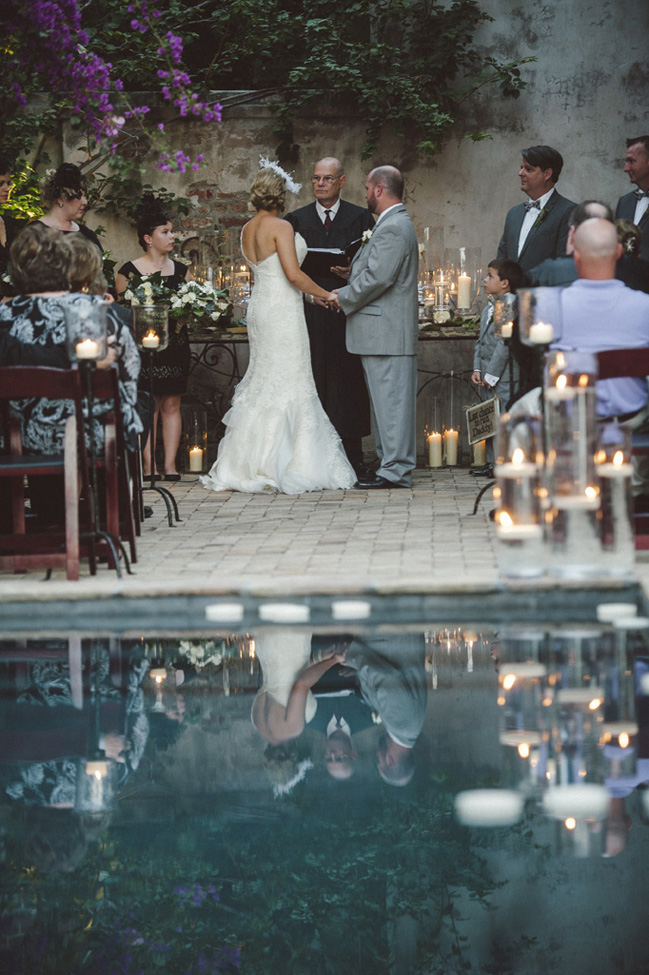 New Orleans Wedding - Ceremony