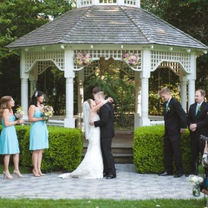 Tiffany Blue wedding at ardenwood