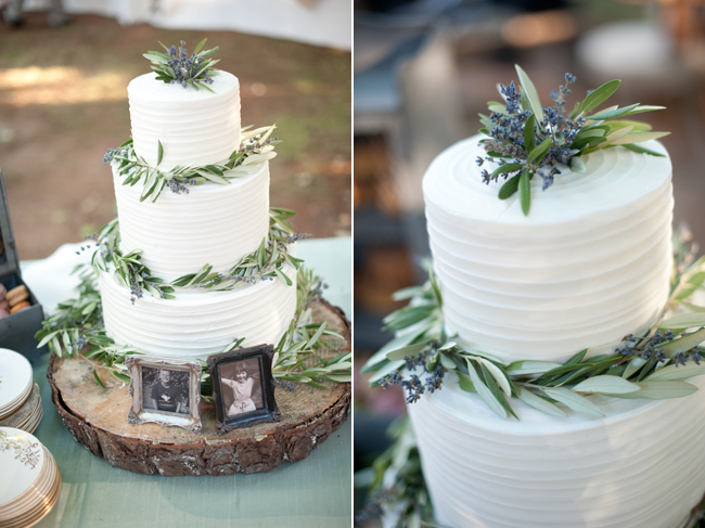 3 tier wedding cake, vintage photos