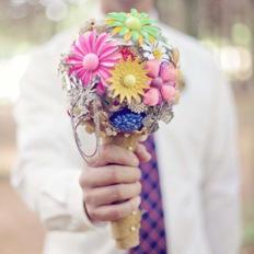 Fun DIY Wedding