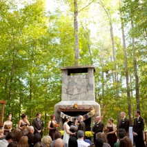 Rustic Wedding – The Barn at Valhalla in North Carolina