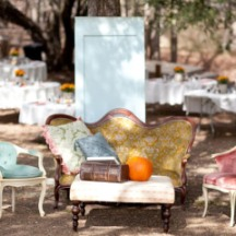 Whimsical Fall Wedding in Texas