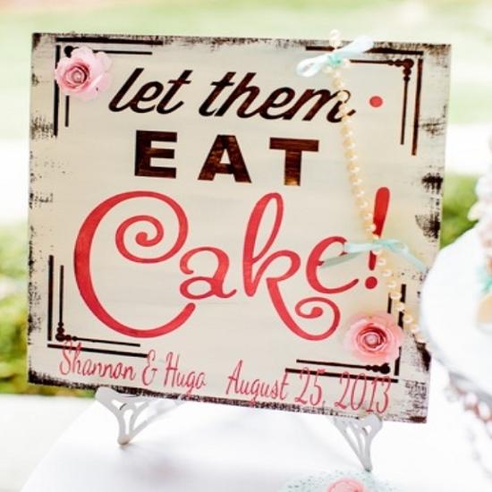let them each cake 1
