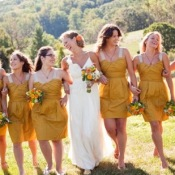Affordable Country Wedding