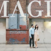 Casual New York City Elopement