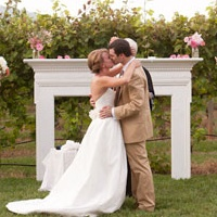 Elegant Vineyard Wedding – Keswick Vineyards