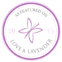 Love & Lavender 2015 Featured Badge