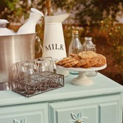 Milk and Cookies Stand Wedding