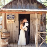 Real Weddings Rustic