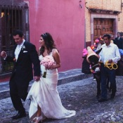San Miguel Allende Romantic Destination Wedding