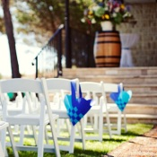 South Africa wedding full of color