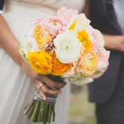 Spring Wedding at Strawberry Farms