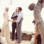 Whimsical Destination Wedding at luxury Mexican Villa