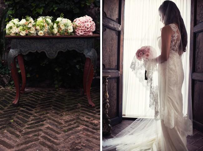 San Miguel Allende Romantic Wedding
