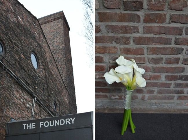 Art Deco Wedding at the Foundry in New York