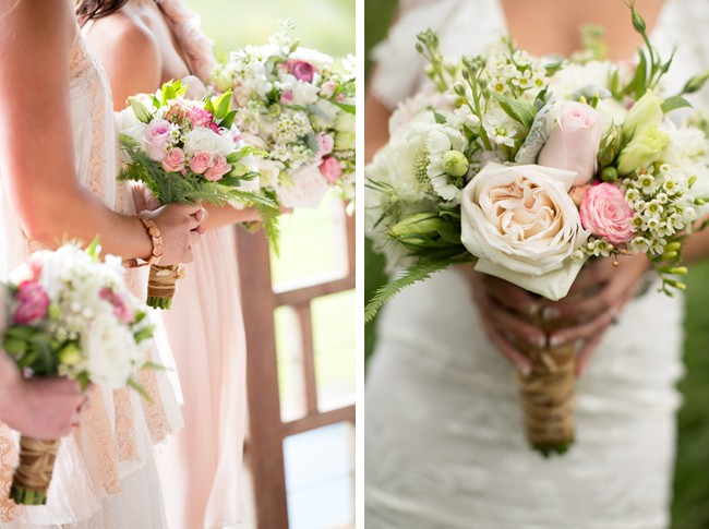 Wedding boquet in Hawaii