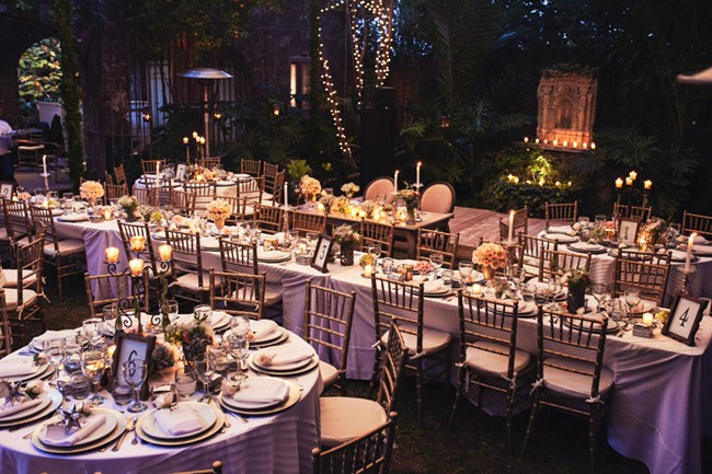 Fall wedding coordinated by San Miguel Weddings at Casa Tortuga