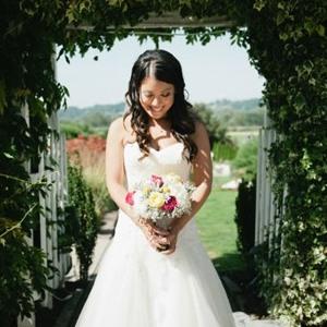 Succulent wedding at lord hill farm