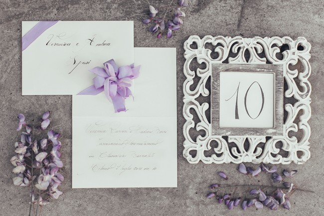 Wedding invitations by Cartartide