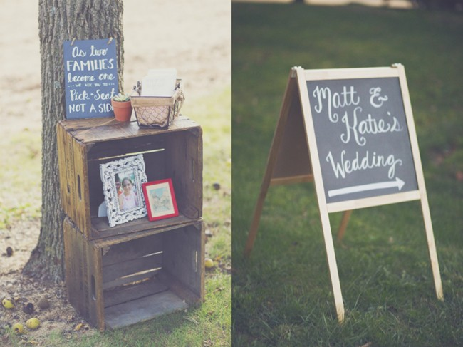 welcome to the wedding chalk board signs
